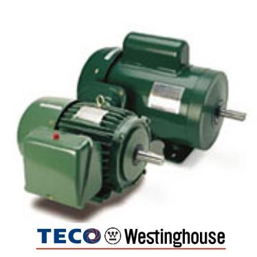 Motores cerrados teco westinghouse motores electricos vaca for Westinghouse ac motor 1 3 hp